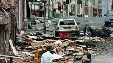 'Nowhere deserved to be site of bombing less than Omagh'
