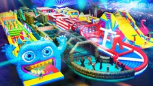 World's biggest inflatable assault course coming to Manchester