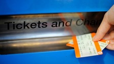 Rail fares to increase by 3.2% next year