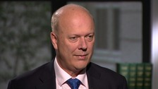 Grayling refuses to rule out rail fares freeze with prices set to rise