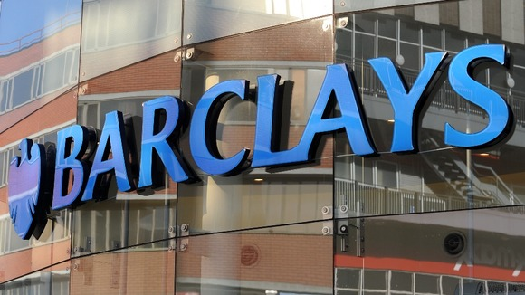 General view of a branch of Barclays bank in Leicester