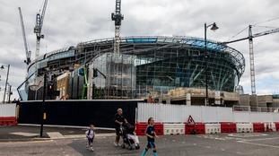 Spurs in talks with Premier League over Manchester City clash as a result of stadium delay