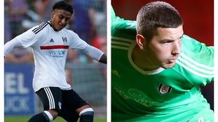 Fulham duo Norman and Djalo leave on loan