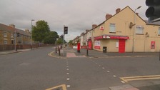 Armed robbery investigation in Ashington