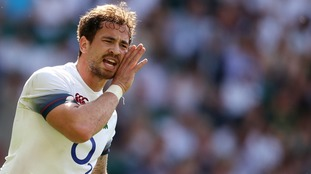 Danny Cipriani is an England rugby international.