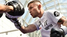 Carl Frampton: 'I'm still the best in the world'