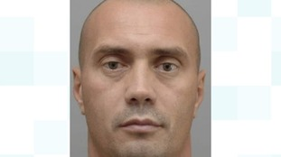 Florin Ghinea is one of Europe's most wanted men.