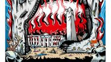 Pearl Jam's White House poster condemned as 'disgusting'