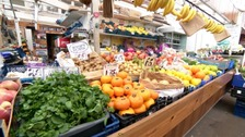 Could you eat only local produce for one week?
