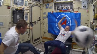 Russian cosmonauts give never before seen tour of International Space Station