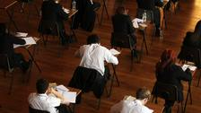Half a million pupils braced for A-level results