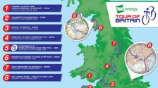 Top riders confirmed for this year's Tour of Britain