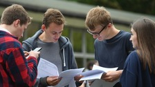 Drop in students set for degree spots despite strong A-Levels