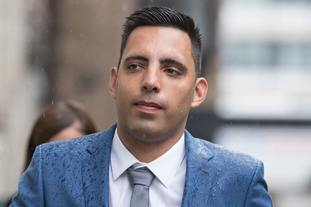 Ryan Ali was also acquitted of affray