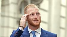 Man punched by Ben Stokes says he was victim of 'unlawful assault'