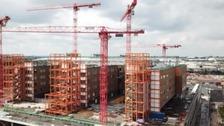 It's back on! Work on Midlands Metro Hospital set to resume