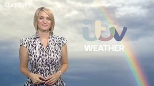 Weather with Kerrie - Cooler night.  Rain later Friday