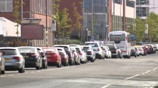 Titanic Quarter commuters vent over bus lane disruption