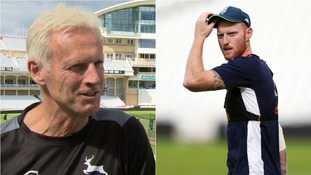 Ex England cricket coach Peter Moores tells ITV News Ben Stokes should play in upcoming Test
