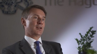 In an exclusive interview, Jeremy Hunt sets out his ambitions as new foreign secretary
