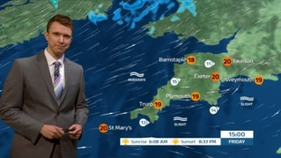 UK Weather Forecast: damp start but dry later in the South West