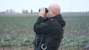 Lincolnshire Police's Hare coursing squad