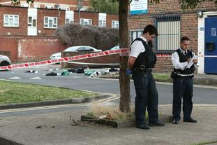 Quadruple stabbing in Camberwell