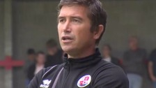 Manager Harry Kewell has advice for Lampard and Gerrard!
