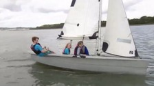 From netball to sailing - keeping kids active this summer