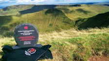 Fan y 'not so' Big! Brecon mountain gets downgraded to hill
