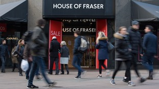 Mike Ashley has vowed to turn House of Fraser into the 'Harrods of the high street'.
