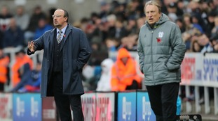 Cardiff City boss Warnock has drawn a line under his feud with now Newcastle manager Benitez which dates back 11 years