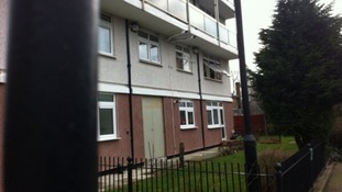 Flat on Droitwich Road in Miles Platting