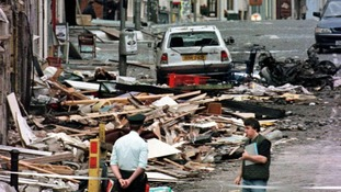 Conflict during the troubles, including the Omagh bombing in 1998, killed less people in 30 years than suicide has in 17.