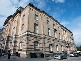 The case was heard in Edinburgh's High Court.