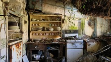 Mystery house in Cornwall sits empty for more than 20 years