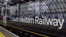 Advice for South Western Railway passengers as strikes continue