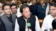 Cricket star Imran Khan elected as Pakistan's prime minister