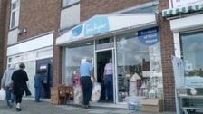 Sue Ryder staff 'shaken and saddened' after break-ins