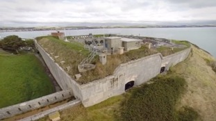 'Spirit of the South' celebrates Nothe Fort in Weymouth