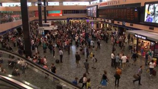 Rail users warned of disruption ahead of London Euston station weekend closures