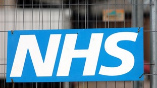 NHS badge