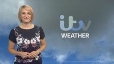 Weather: Weekend outlook with Kerrie Gosney