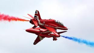 In Pictures: Air show delights with festival of flight