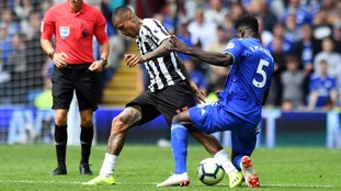 Warnock says Kenedy's penalty miss was 'poetic justice' in their match against Newcastle