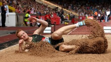 Goodbye Greg: MK long jumper competes for the final time