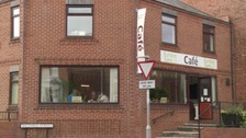 Fears for the future of a community café in Nottinghamshire