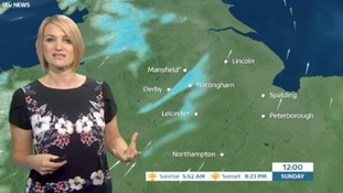 East Midlands Weather: Cloudy with brisk winds