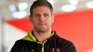 Ulster Rugby star Chris Henry