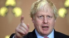 Johnson's Facebook page host to 'hundreds' of hate comments